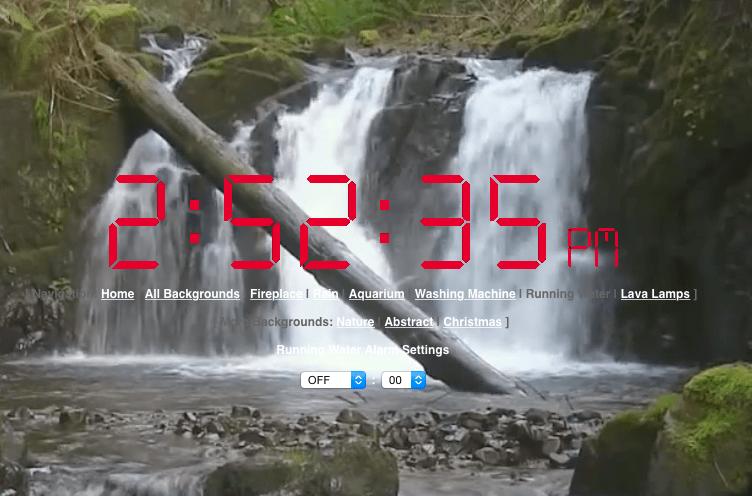 Nature Sounds Timer