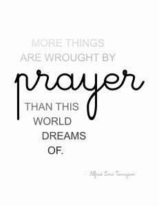 prayer-printable