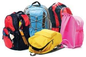 Backpacks Full of Cinderblocks