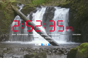 Nature Sounds Timer