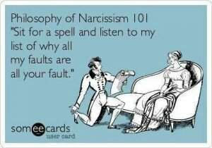 narcissism-101